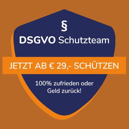 Die DSGVO Komplettlösung vom DSGVO Schutzteam.