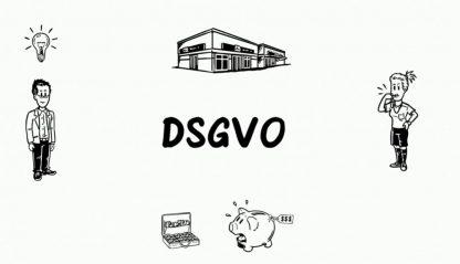 Die DSGVO wird selbstverständlich erklärt.